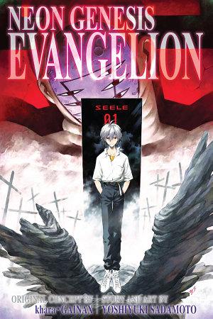 Neon Genesis Evangelion 3 in 1 Edition