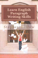 Learn English Paragraph Writing Skills Book PDF