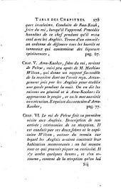 Relation des îles Pelew, situées dans la partie occidentale de l'Océan Pacifique: composée sur les journaux et les communications du Capitaine Henri Wilson, et de quelques-uns de ses Officiers, qui, en août mil sept cent quatre-vingt-trois, y ont fait naufrage sur l'Antelope...