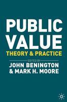 Public Value PDF