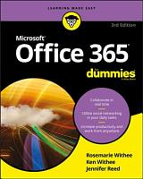 Office 365 For Dummies PDF