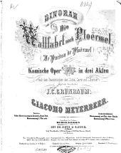 Dinorah oder Die Wallfahrt nach Ploërmel: komische Oper in drei Akten