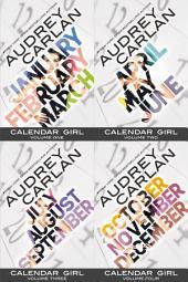 Calendar Girl Anthology: January-December