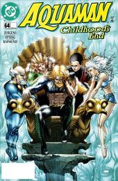 Aquaman (1994-) #64