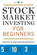 Stock Market Investing for Beginners PDF