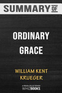 Summary of Ordinary Grace  Trivia Quiz for Fans Book