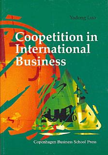 Coopetition in International Business Book