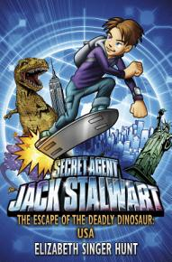 Jack Stalwart  The Escape of the Deadly Dinosaur PDF