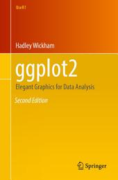ggplot2: Elegant Graphics for Data Analysis, Edition 2
