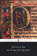 Gisli Sursson s Saga and the Saga of the People of Eyri