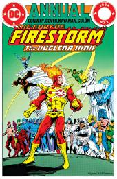 The Fury of Firestorm: Annual (1983-) #2