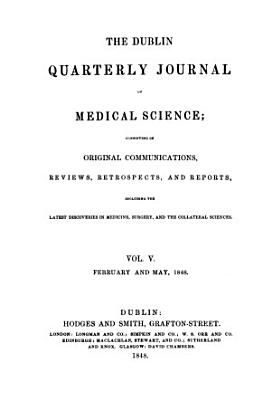 Dublin quarterly journal of medical science PDF