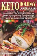 Keto Holiday Recipes Cookbook PDF