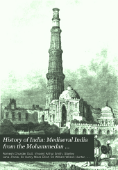 History of India: Volume 3