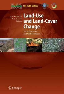 Land Use and Land Cover Change Book