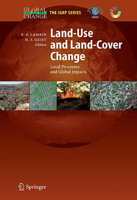 Land Use and Land Cover Change
