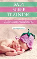 Baby Sleep Training Book PDF