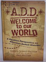 A D D  Welcome to Our World PDF