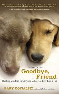 Goodbye  Friend Book