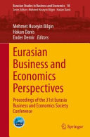 Eurasian Business and Economics Perspectives