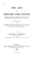 The Life of Edward Lord Hawke PDF