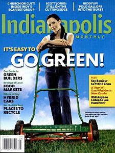 Indianapolis Monthly Book