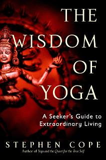 The Wisdom of Yoga Book
