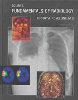 Squire s Fundamentals of Radiology PDF