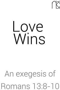 Love Wins Book