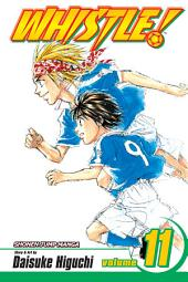 Whistle!, Vol. 11: Run