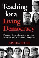 Teaching for a Living Democracy PDF