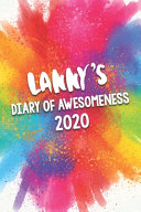 Lanny S Diary Of Awesomeness 2020 Book PDF