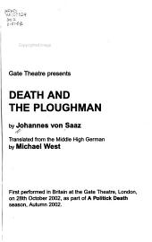 Death And The Ploughman PDF