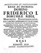 Dissertatio juris gentium publici, De justo præliorum exitu, quam rectore ... domino Friderico Wilhelmo ... præside dn. Henrico Coccejo ... publice defendendam suscipiet Wilhelmus Fridericus de Danckelman. Ad diem 8. h.l.c. an. 1706