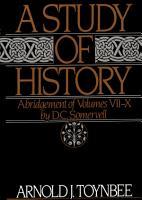 A Study of History PDF
