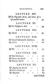 Heads of Lectures on a Course of Experimental Philosophy,: Particularly Including Chemistry, Delivered at the New College in Hackney