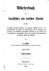 bd. Deutsch-französisch