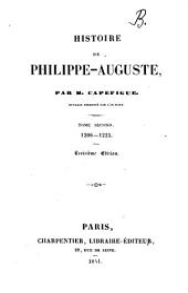 Histoire de Philippe-Auguste: Volume2