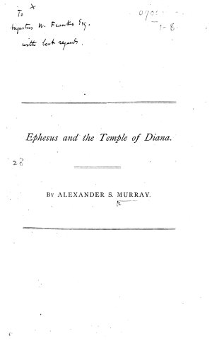 Ephesus and the Temple of Diana