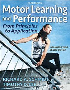 Motor Learning and Performance Book
