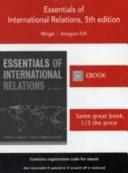 Essentials of International Relations 5E Ebook Folder