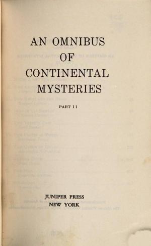 The Forgotten classics of mystery