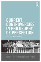 Current Controversies in Philosophy of Perception PDF