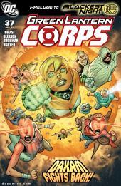 Green Lantern Corps (2006-) #37