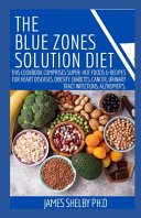 The Blue Zones Solution Diet Book