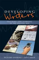 Developing Writers PDF