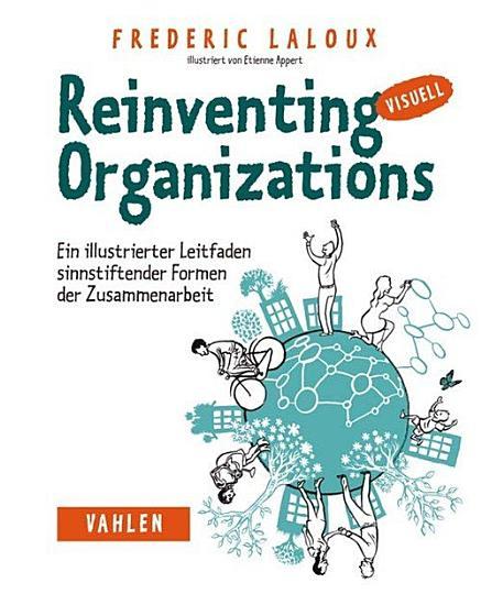 Reinventing Organizations visuell PDF