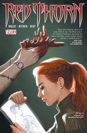 Red Thorn (2015-) #2