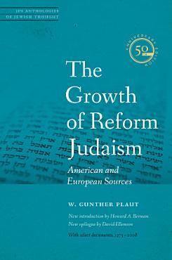 The Growth of Reform Judaism PDF