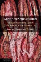 North American Genocides PDF